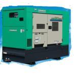 【代引不可】 ヤンマー (YANMAR) 超低騒音形ディーゼル発電機 AG60SH (AG60SH-50hz) 標準タイプ 【メーカー直送品】