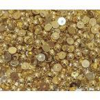 半円パール ゴールド