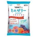 日清オイリオグループ株式会社 MCT入りミニゼリー ミックスブルー (オレンジ・グレープ・ピーチ) (各25g×10個×12袋)1箱