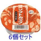 キッセイ薬品 ソフトカップ マンゴー味 75g(6個セット)