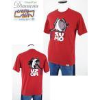 古着 Tシャツ 90s HAWAII製 Crazy Shirts 「SUMO(相撲)」 クリバンキャット Tシャツ L 美品!! 古着