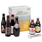 【賞味期限が近い為、在庫処分特価!】【送料無料!】ベルギービール 飲み比べ 6本セット (栓抜付) 【のし対応可】
