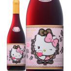 ハロー・キティ ボジョレー・ヌーボー・ヴィラージュ 2014 オリバー・デパードン 赤 ※11月20日以降のお届け wine