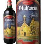 ワイン ドイツ グリューワイン(ホットワイン) 1000ml NV ハウザー 赤