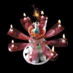 あすつく  ドリームキャンドルDX ドリームキャンドルデラックス お誕生日用 花火 誕生日 パーティ サプライズ バースディ