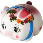 あすつく  豚の貯金箱 ピギーバンク 豚 貯金箱 特大 ピンク かわいい貯金箱