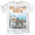 ビースティボーイズ   BEASTIE BOYS   COSTUME HALFTONE バンドTシャツ