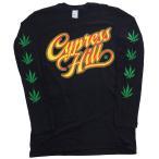 CYPRESS HILL・サイプレス ヒル・RASTA・長袖・ ロングスリーブ Tシャツ・バンドTシャツ