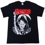 KREATOR クリ-ター DEATH REAPER オフィシャル バンドTシャツ ロックTシャツ