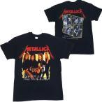 メタリカ・METALLICA・GARAGE DAYS YELLOW PHOTO Tシャツ