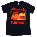 メタリカ・METALLICA・WHIPLASH Tシャツ