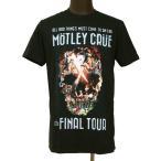 モトリー クルー MOTLEY CRUE・ADMAT FINAL TOUR バンドTシャツ
