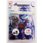 RED HOT CHILI PEPPERS・レッド ホット チリ ペッパーズ・BY THE WAY・ BADGE SET・缶バッ