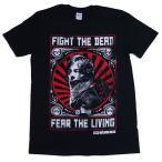 WALKING DEAD,THE・ウォーキングデッド・FIGHT THE DEAD Tシャツ オフィシャルTシャツ