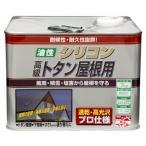 ニッペ油性シリコン高級トタン屋根用塗料7L