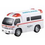 ドライブタウン 救急車 ミニカー プルバックカー 自動車 おもちゃ