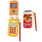アンパンマン おもちゃ 玩具 液晶アニメつきメロディケータイ 携帯電話 3歳 4歳 知育玩具