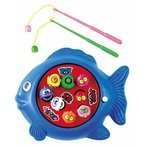 ミニミニさかなつりゲーム ゼンマイ式のちっちゃな魚釣り おもちゃ・知育玩具