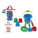 きかんしゃトーマス  お砂場あそびセット 砂型のついたバケツセット 機関車トーマス パーシー バーティー おもちゃ・知育玩具