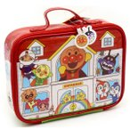 アンパンマン おもちゃ 玩具 おかたづけだいすきペンケース 遊んだオモチャや文房具入れにも おでかけバッグ バック 携帯 知育玩具