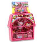 キティちゃん おもちゃ プチハウス 冷蔵庫 キッチン 家具などのおままごとセット ままごと遊び ごっこ遊び サンリオ 知育玩具