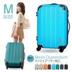 スーツケース 人気 中型 軽量 Mサイズ ファスナー スーツケースキャリー ハードケース TSA 旅行用品 ハンガー 1年間保証
