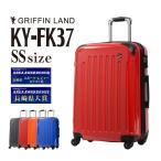 雅虎商城 - スーツケース 人気 機内持ち込み 軽量 SSサイズ ファスナー スーツケース キャリー ハードケース TSA キャリーケース ハンガー 1年間保証5