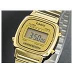 ◆ カシオ CASIO クオーツ デジタル レディース 腕時計 LA670WGA-9 ゴールド◆