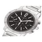 ◆ブルガリ BVLGARI 自動巻き クロノ メンズ 腕時計 BB41BSSDCH ブラック◆ラッピング可 【送料無料】