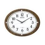 ◆ セイコー SEIKO 衛星電波時計 スペースリンク 掛け時計 GP212B ブラウン ◆