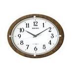 ◆セイコー SEIKO 衛星電波時計 スペースリンク 掛け時計 GP212B ブラウン ◆ 【送料無料】