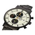 ◆オリエント スタイリッシュ&スマート クオーツ メンズ 腕時計 WV0051TY 国内正規 ◆ラッピング可