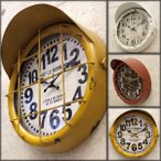 ◆Antique Clock Submarine アンティーククロック サブマリン◆5A064  【送料無料】