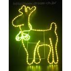 ショッピングクリスマスイルミネーション 大特価 クリスマスイルミネーション トナカイ LED ディアー
