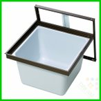 一般床下収納庫450型・樹脂コーナーパーツ仕様 浅型 4501bdj 4501sdj