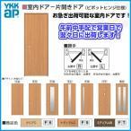即納 室内ドア 木質インテリア建材[ラフォレスタ]片開きドア YKKAP 建具 ドア 扉