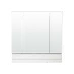 LIXIL/INAX 洗面化粧台 L.C.【エルシィ】 ミラーキャビネット 間口1000 MLCY-1003KXJU LED照明 3面鏡 スマートポケット付全収納 全高1900用 くもり止めコート付