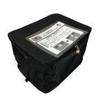 宅配ボックス 折りたたみ 簡易型 鍵 ワイヤー セット 大容量 54L 送料無料