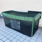 ゴミステーション ネット カラス対策 180L 折りたたみ式 ゴミネット カラスよけ 折り畳み ゴミストッカー 家庭用 からすよけネット カラスネット 屋外 大型