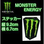 MONSTER ENERGY モンスターエナジー ステッカー D-4 9.2cm×6.7cm 正規品