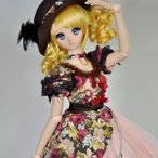 ≡DOLL HEART≡ OUTFIT: [Royal chapel at Versailles] DM000022 Alyssa【アウトレット40%OFF】