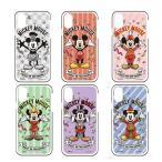 iPhone XS iPhone X 対応 iPhoneXS iPhoneX ケース ミッキーマウス 90周年デザイン ハイブリッドケース Disney MICKEY ディズニー 90周年 ミッキー
