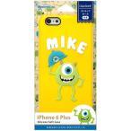 PGA iPhone6Plus用シリコンケース モンスターズインク PG-DCS975MOI
