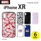 iPhone XR 6.1 インチ アイフォン テンアール 用 ケース カバー ハード 耐衝撃 ハイブリッド タフケース マーベル MARVEL 6デザイン PGA PG-DCS50****