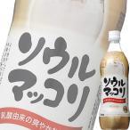 (単品)サントリー ソウルマッコリ 750mlペット(韓国焼酎)