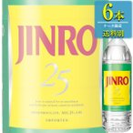 眞露 (ジンロ) 25% 1.8Lペット x 6本ケース販売 (甲類焼酎) (韓国焼酎)