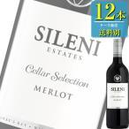 エノテカ セラー セレクション メルロ (赤) 750ml瓶 x 12本ケース販売 (ニュージーランド) (赤ワイン) (E)