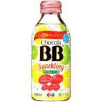 エーザイ チョコラBBスパークリング キウイ&レモン味 瓶 140ml×24本×(2ケース)