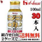 ハウス ニンニクの力 ボトル缶 100ml×30本入(16%OFF)