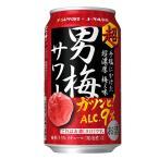 超男梅(おとこうめ)サワー 350ml 2ケース(48本)【送料無料!】サッポロビール